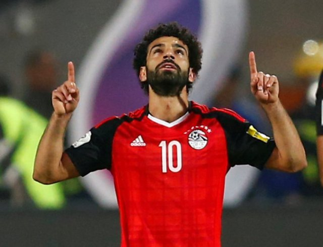 2018 World Cup Qualifications - Africa - Egypt vs Congo